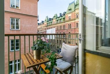 Drottninggatan 90 A, 3 tr