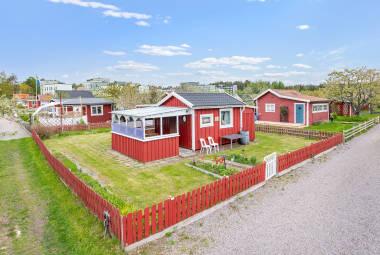 Linköping Kolonilott 449, Valla koloniområde