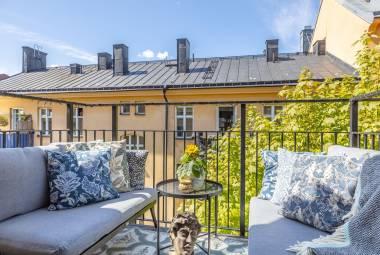 Scheelegatan 11 A (gårdshuset), 4 tr