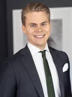 Ansvarig mäklare Rasmus Gladh
