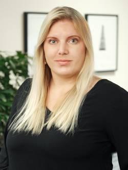 Ansvarig mäklare Louise Tygård