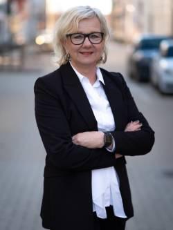 Ansvarig mäklare Pia Lidman