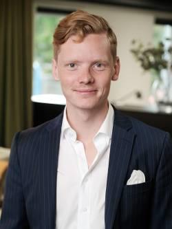 Ansvarig mäklare Ludvig Andersson